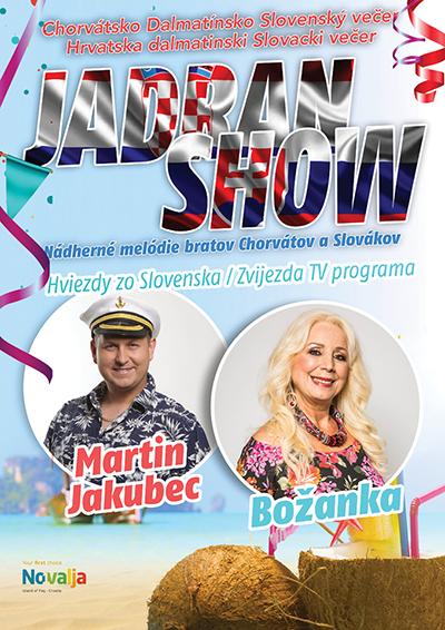 Božanka - Jadran Show