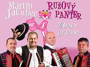 Ružový panter
